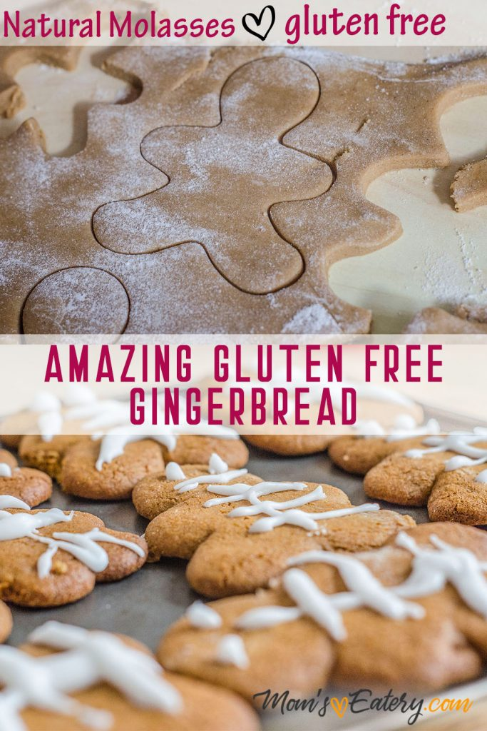 gluten free gingerbread recipe