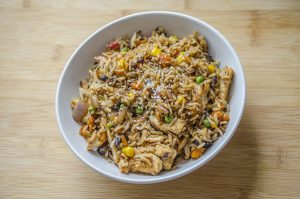 restaurant fried rice recipe